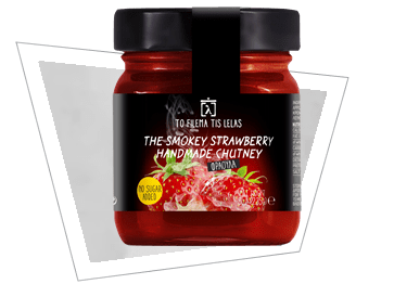 chutney smokey strawberry