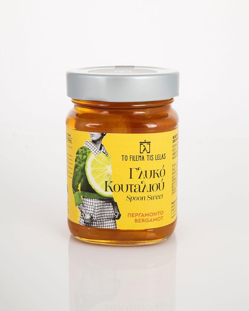 Γλυκό κουταλιού Περγαμόντο - Bergamot Spoon Sweet