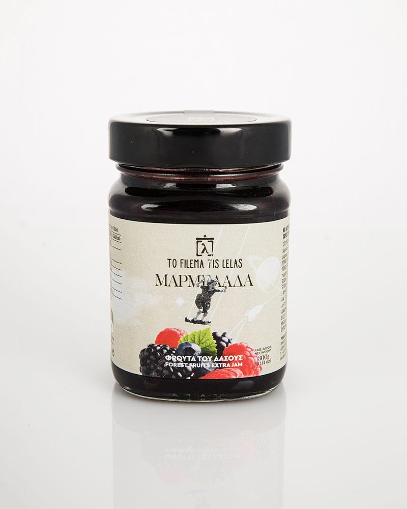 Forest Fruits Jam