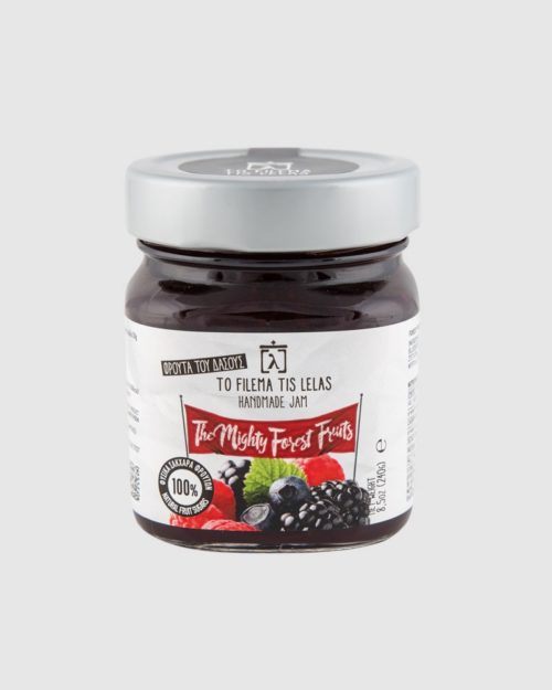 Forest Fruits Jam no sugar
